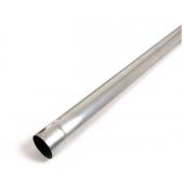 Zinken hemelwaterafvoer 2m - Ø 60mm